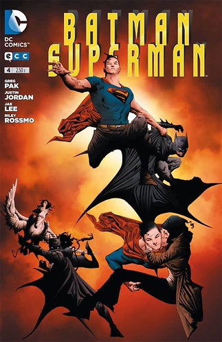 BATMAN/SUPERMAN 04