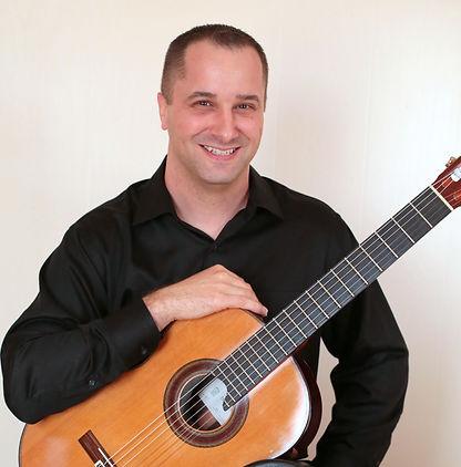 Image of Douglas Seth, founder of Guitar Academy of Southern DE, Seaford