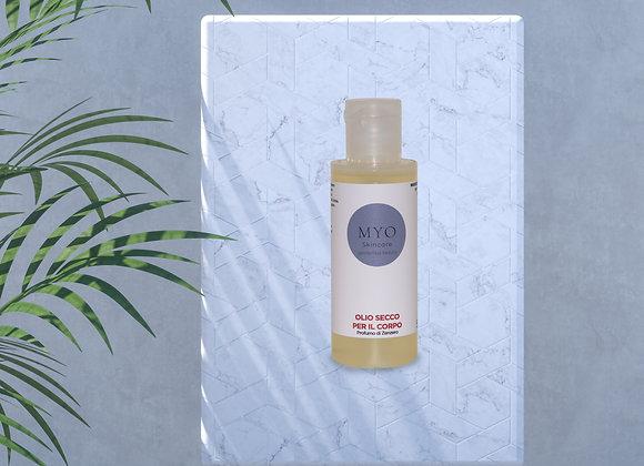 Olio Secco allo Zenzero - Ginger Dry Oil   50ml