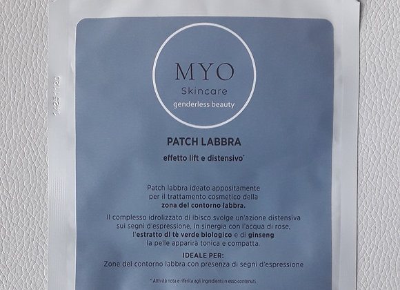 Patch labbra - Lip patch