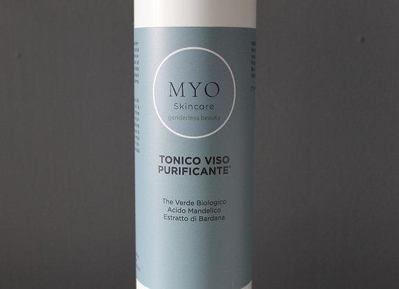 Purifying Green Tea Facial Toner - Tonico purificante  Te' verde