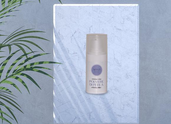Pearl Powder Face Cream - Crema Viso Polvere di Perla  15 ml