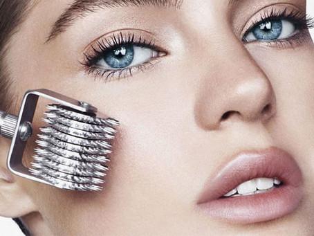 Dermaroller: il beauty tool piu' cool del momento!