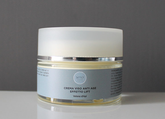 Bee Venom Face Cream - Crema Viso Effetto Lifting al Veleno d'api-Pelle Secca