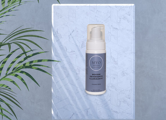 Complex White Illuminating Cleansing Mousse -Mousse Detergente   ml 160