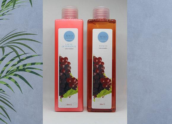 Duo al Vino Rosato     250 ml