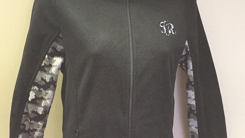 Imperial Riding Black Fleece Jacket