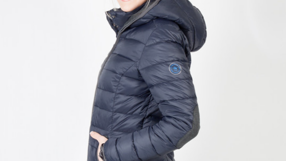 Pfiff Cerul Winter Quilted Jacket
