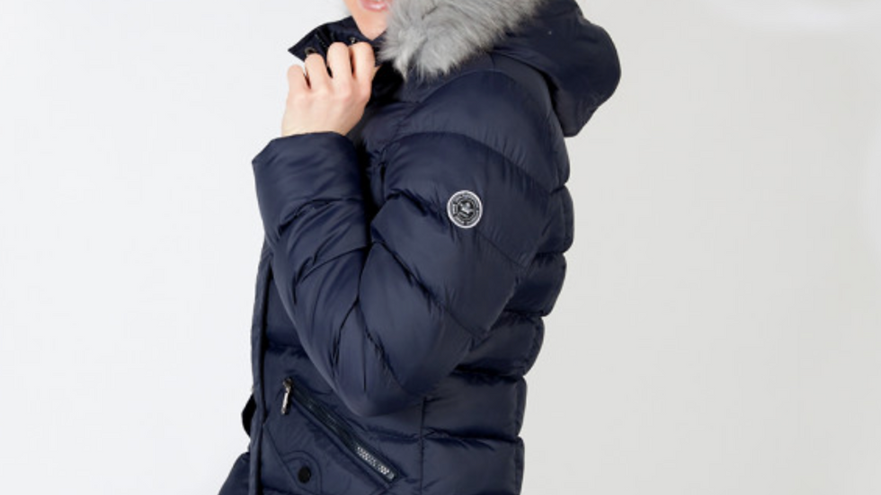 Pfiff Alessya Quilted Jacket