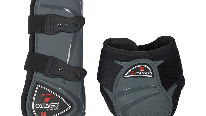 *LIMITED EDITION* Elegant Fir Tech Healing Fetlock Boots