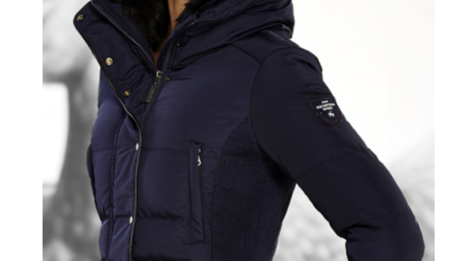 Pfiff Mollymook Winter Quilted Jacket