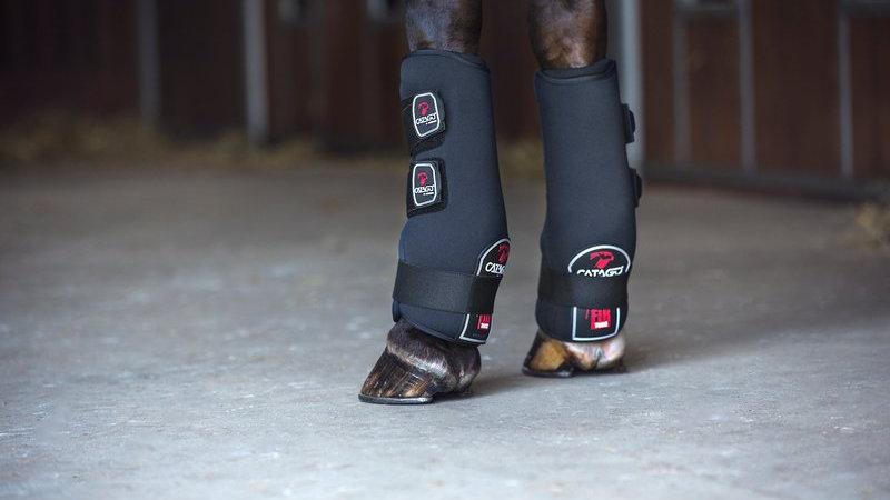 Fir Tech Healing Stable Boots