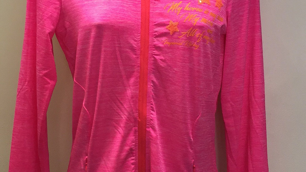 Imperial Riding Neon Pink Base layer