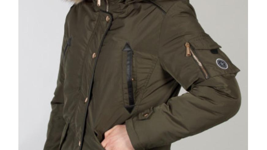 Pfiff Kathleen Parka Jacket