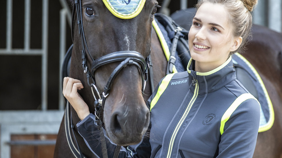 Horka Polygiene Nibula Sports top