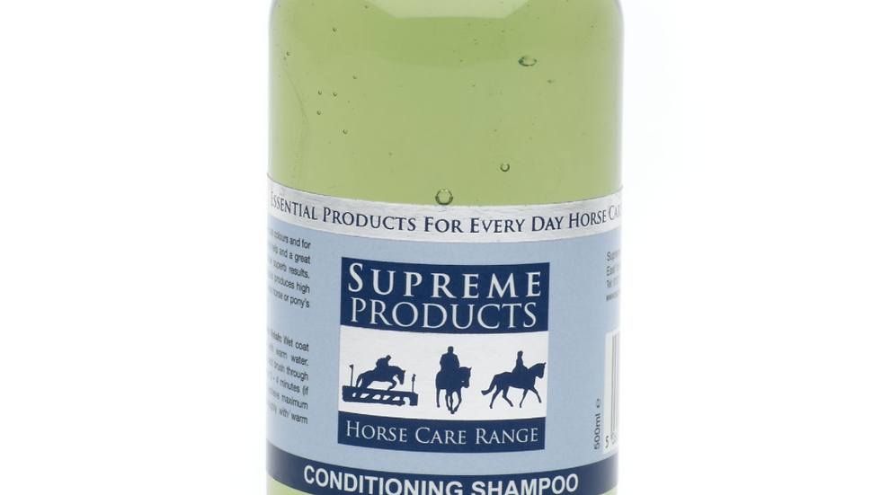 Supreme Products Conditioning Shampoo 500ml