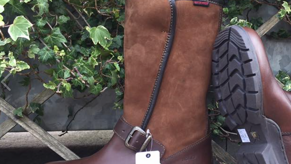Horka Chesterfield Winter Yard Boot