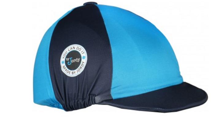 Horka Eventing Hat Silk - Jordy