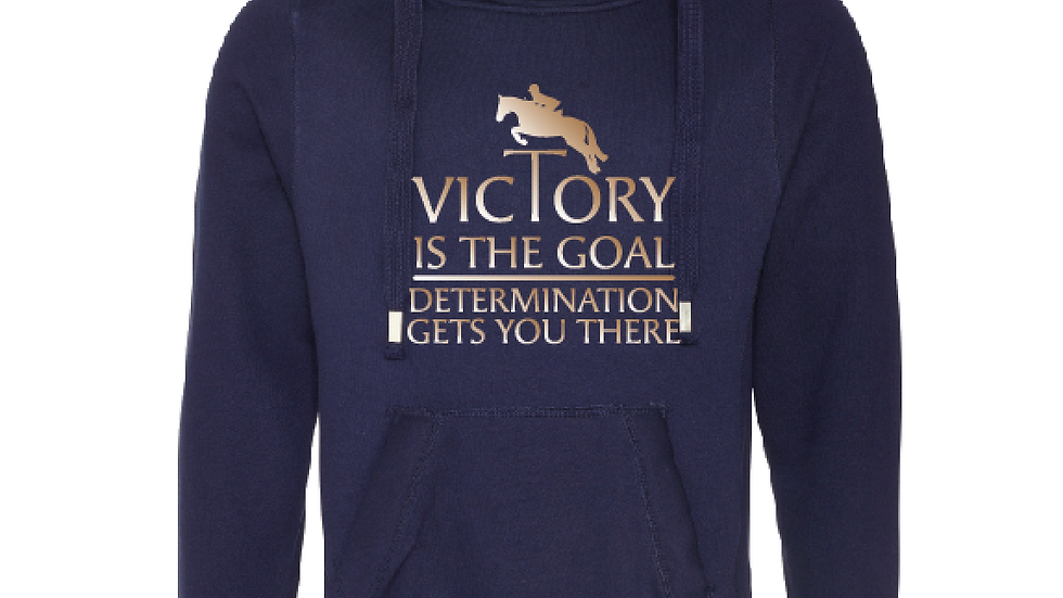 Victory Cowl Neck Hoody