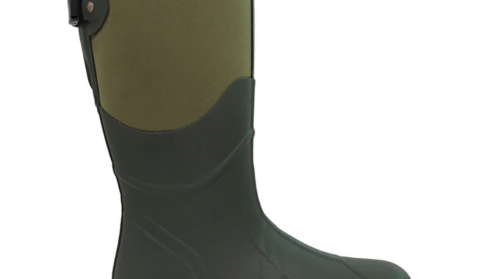 Rockfish Neoprene Lined Groundhog Wellington Boots