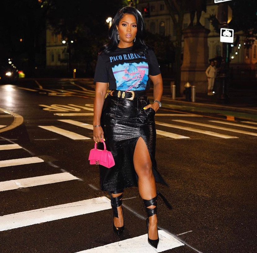 @makeupshayla skirt by David Koma