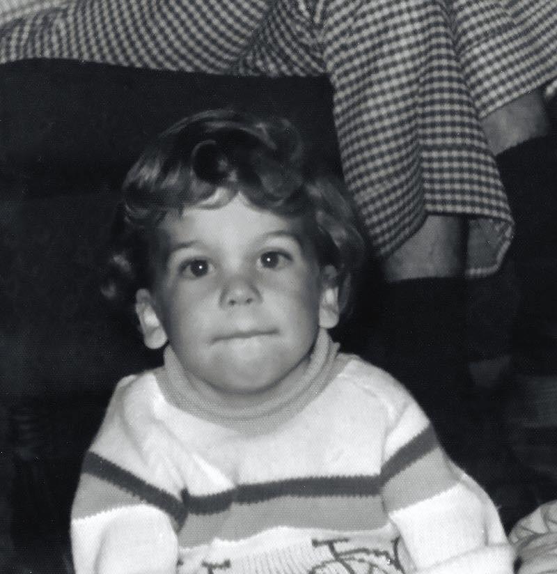 JJ Silver @ age 2