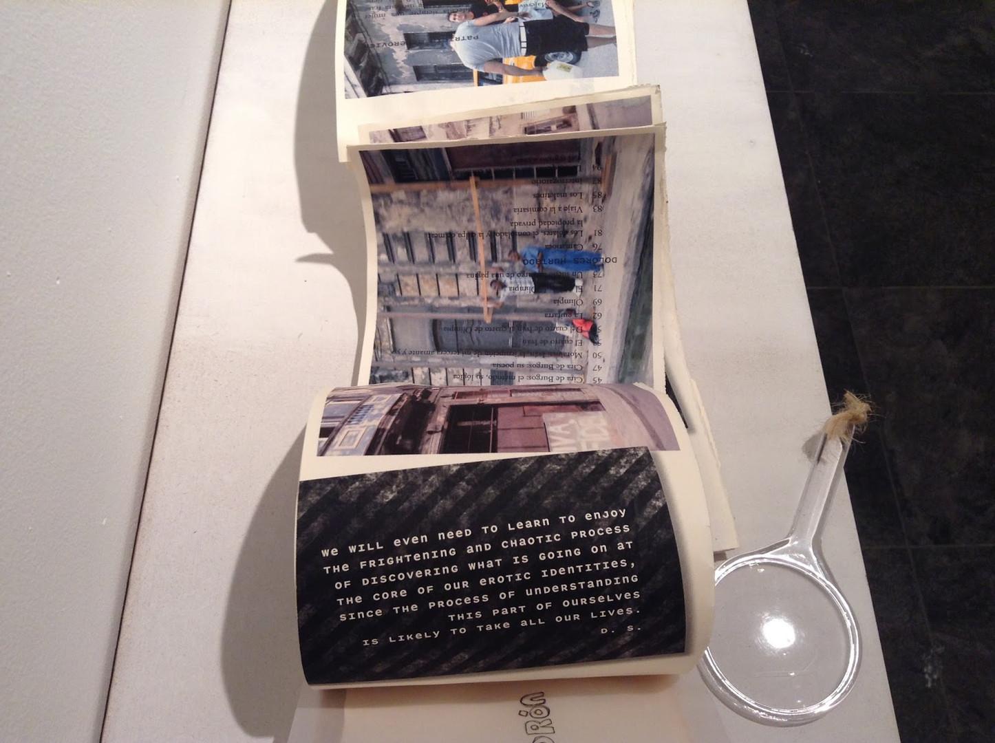 Viaje_en_almendrón_Installation_book_JCA