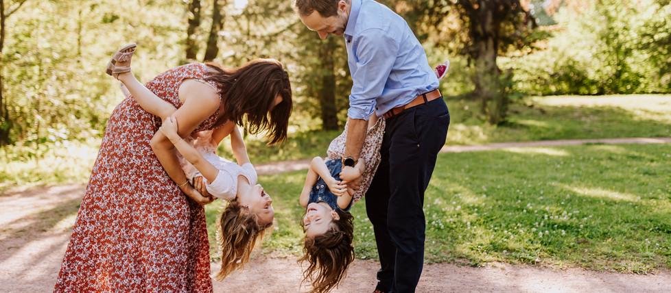 Tanzen im Schlosspark