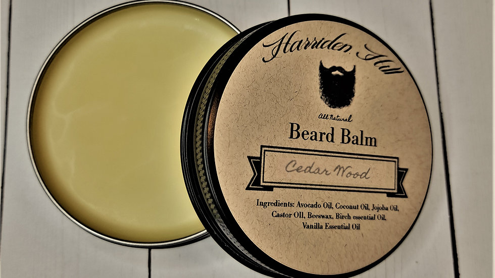 Cedar Wood Beard Balm