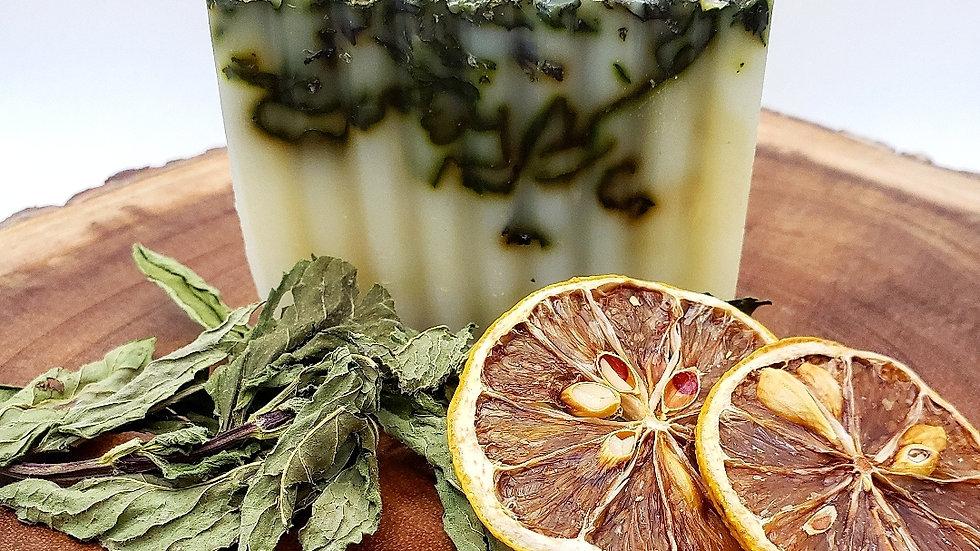 Lemon Mint Soap
