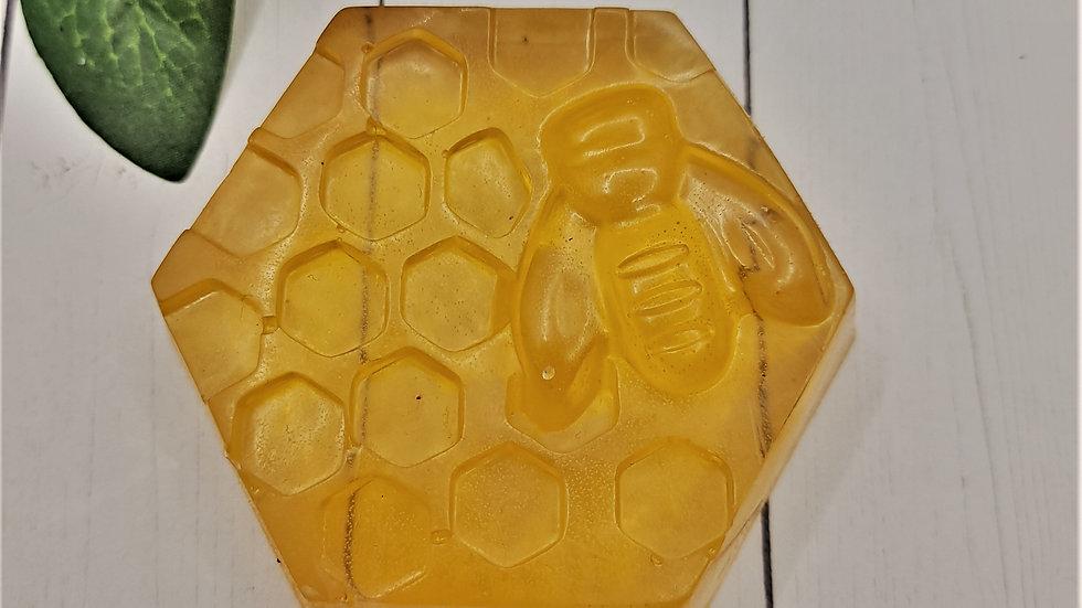 Wild Honey + Clove Soap