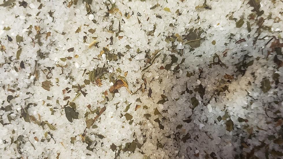 Lemon Mint Bath Salt