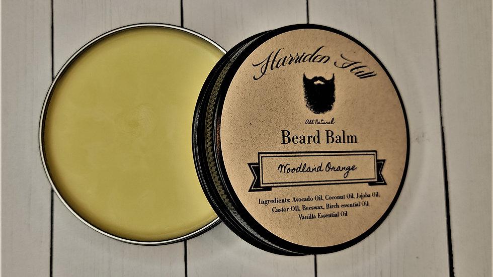 Woodland Orange Beard Balm