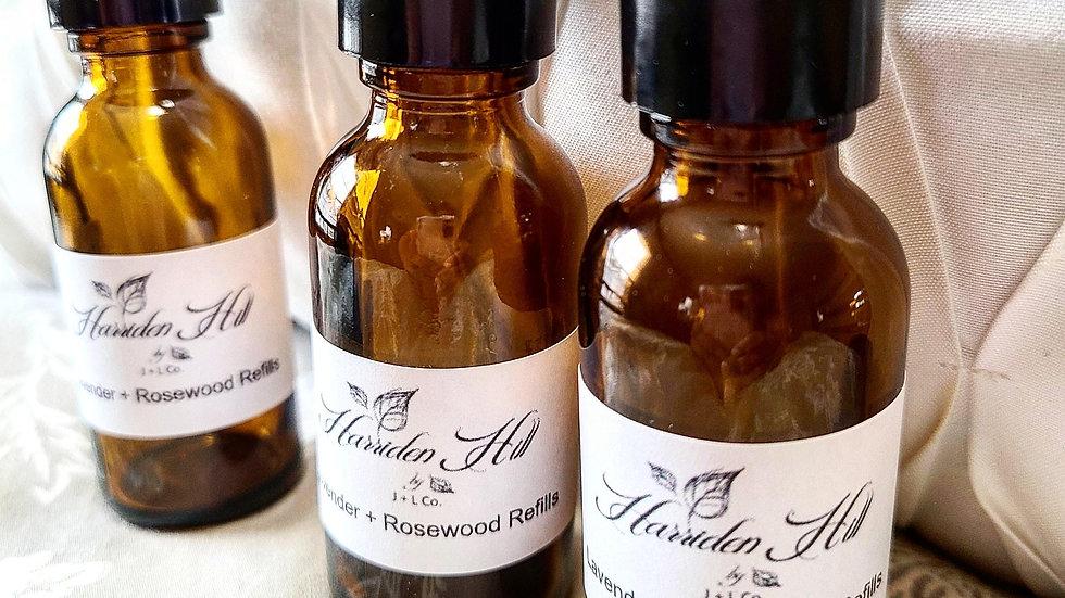 Lavender + Rosewood Linen Spray REFILL