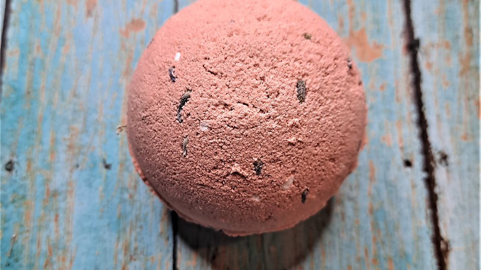 Pink Lavender Bath Bomb
