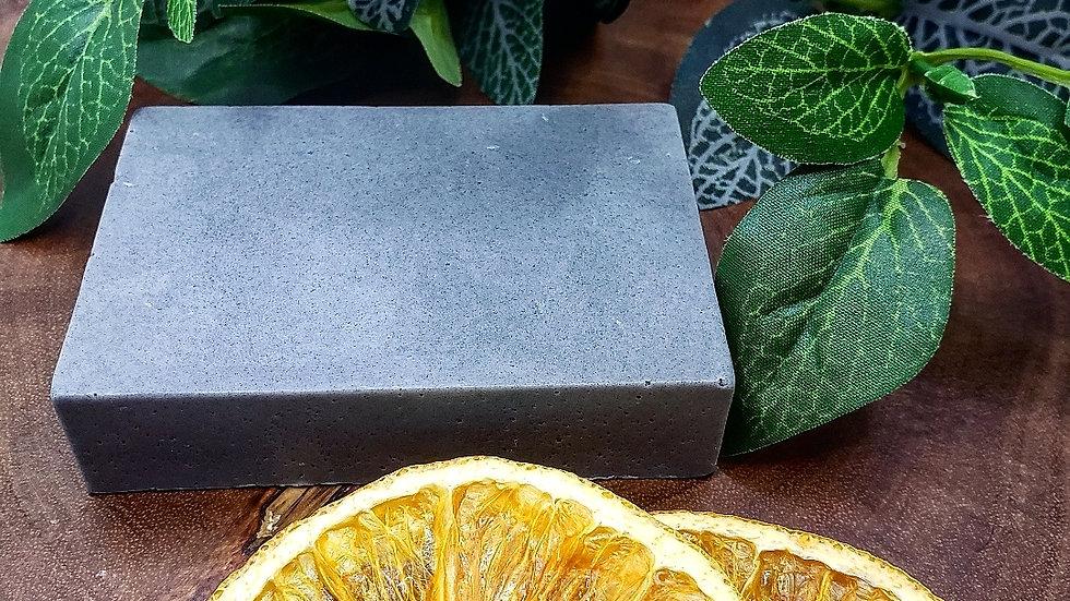 Orange Charcoal Soap