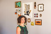 Lacy Epperson, gallery gal, gallery wall designor, marketing local art, help with gallery wall
