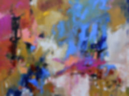 elizabeth chapman abstract art original painting