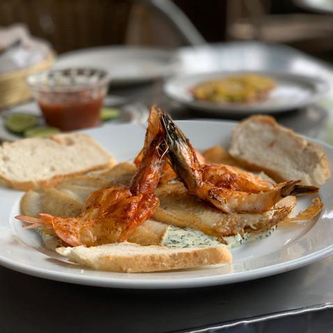 Filete Frutos del Mar