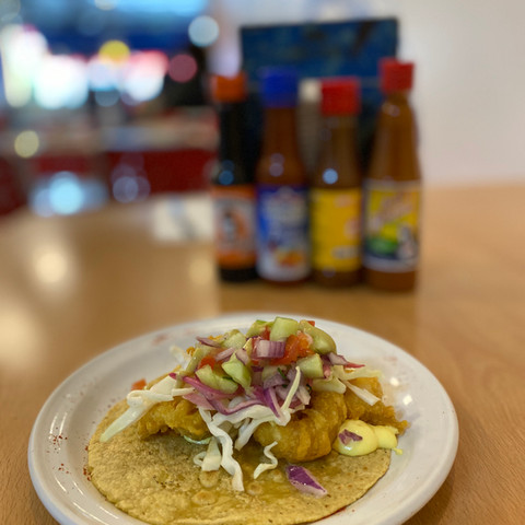 Taco Ensenada