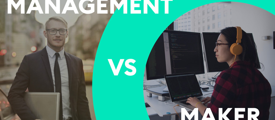 Management vs. Maker