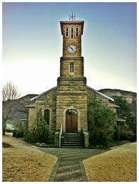 Church in Clarens