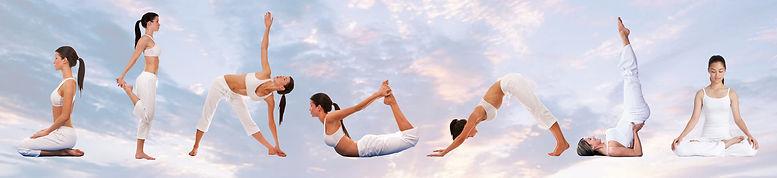 postures de yoga