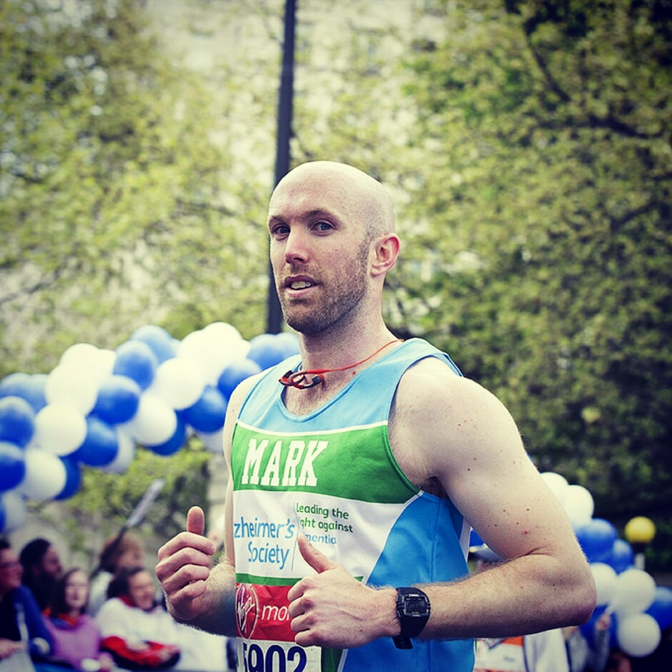 Running a Marathon?