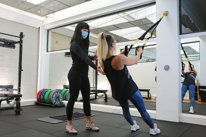 Ana Katic | LIFT Studios Ltd | Personal Trainer Parsons green