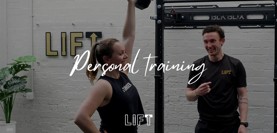 Lift Studios | Personal Training | Parsons Green