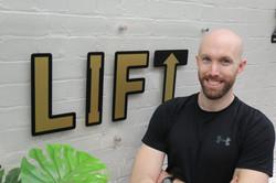 Mark Stanton   LIFT Studios Ltd   Personal Trainer Parsons Green
