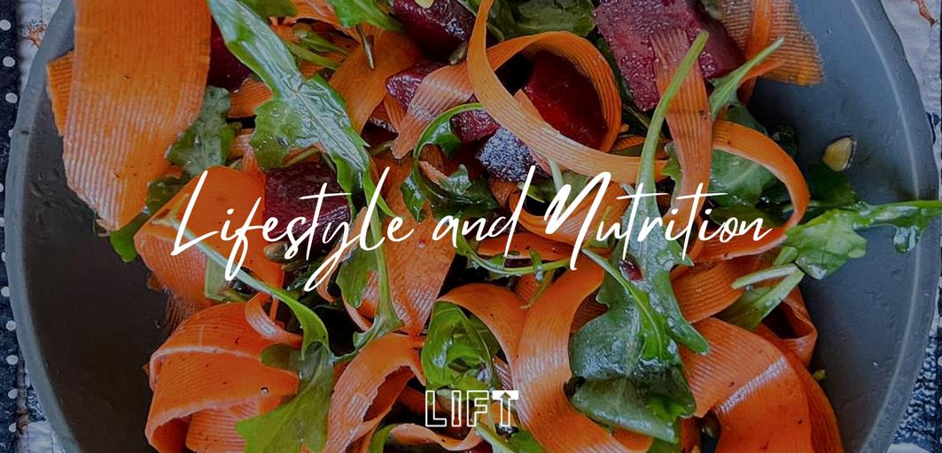 Lift Studios | Lifestyle & Nutrition Services | Parsons Green