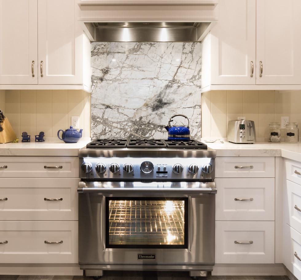 Top-end appliances