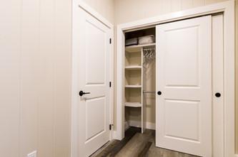 Built-in storage